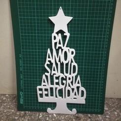 Descargar diseños 3D Spanish Christmas Tree (Arbol de Navidad), sergiomdp01