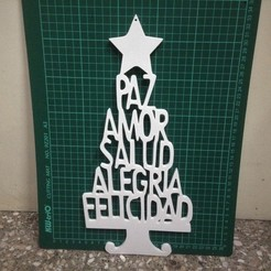 Télécharger objet 3D Arbre de Noël espagnol, sergiomdp01