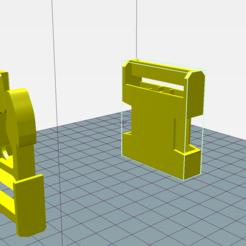 3D printing model Quick fastener for belt, La3Dfacile