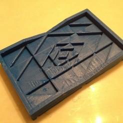 Modelos 3D para imprimir gratis Jabonera de Baño Zen, RodrigoPinard