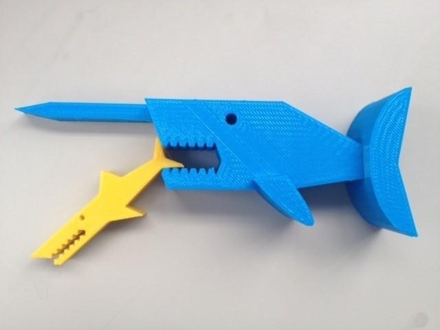 battle_display_large.jpg Download free STL file Mr. Narwhal • 3D printer design, RodrigoPinard