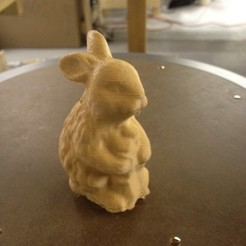 Download free STL file Rabbit Habbit • Template to 3D print, RodrigoPinard