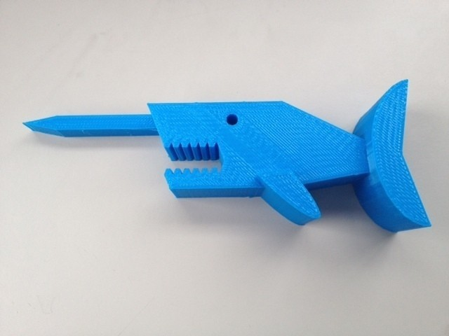 Narwhal_display_large.jpg Download free STL file Mr. Narwhal • 3D printer design, RodrigoPinard