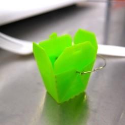 Free 3D printer designs Chinese food, RodrigoPinard