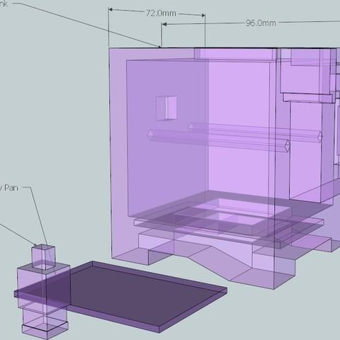 6_display_large_display_large.jpg Download free STL file 8-bit Piggy Bank • 3D printer object, DelhiCucumber