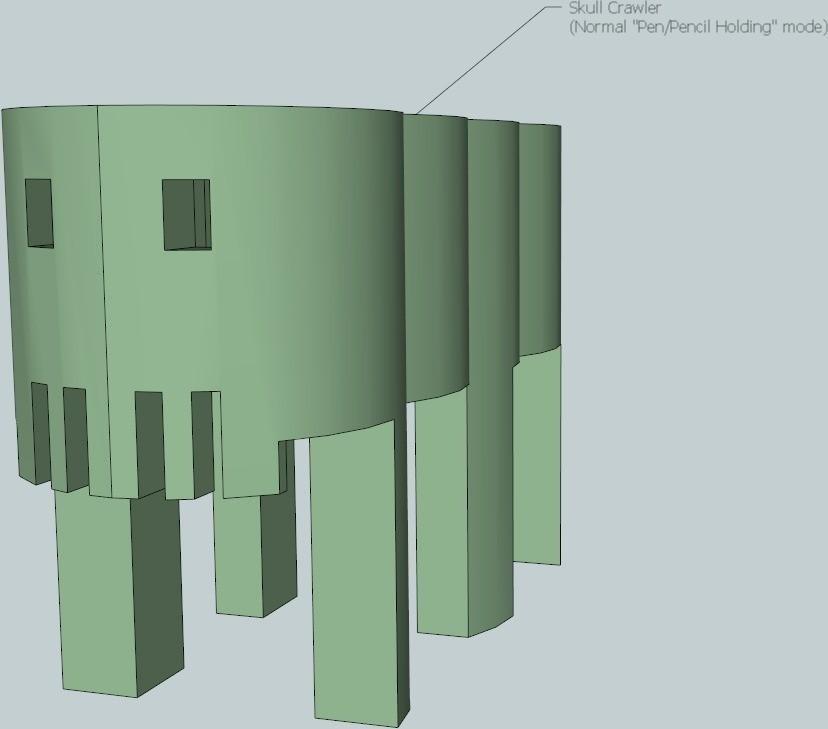 1_display_large_display_large.jpg Télécharger fichier STL gratuit Crâne sur chenilles • Objet imprimable en 3D, DelhiCucumber