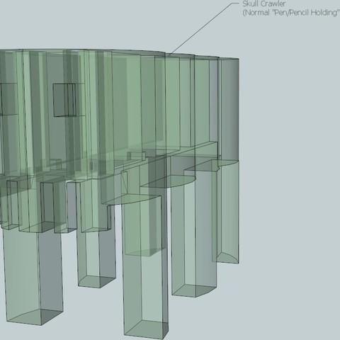 2_display_large_display_large.jpg Télécharger fichier STL gratuit Crâne sur chenilles • Objet imprimable en 3D, DelhiCucumber
