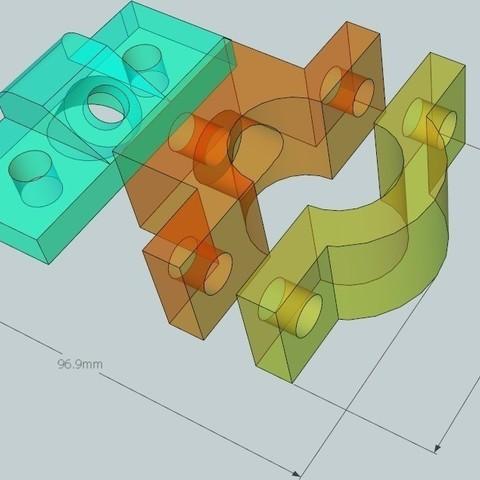 4_display_large_display_large.jpg Download free STL file Radar Detector Mount • 3D printer template, DelhiCucumber