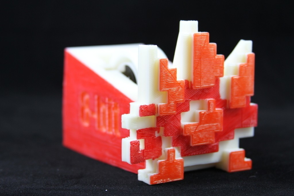 IMG_7350_display_large_display_large.jpg Download free STL file Spiny 8-bit Tape Koopa • 3D printing design, DelhiCucumber