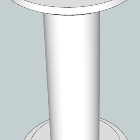 1_display_large.jpg Télécharger fichier STL gratuit Porte-bobine à petit noyau • Plan à imprimer en 3D, DelhiCucumber