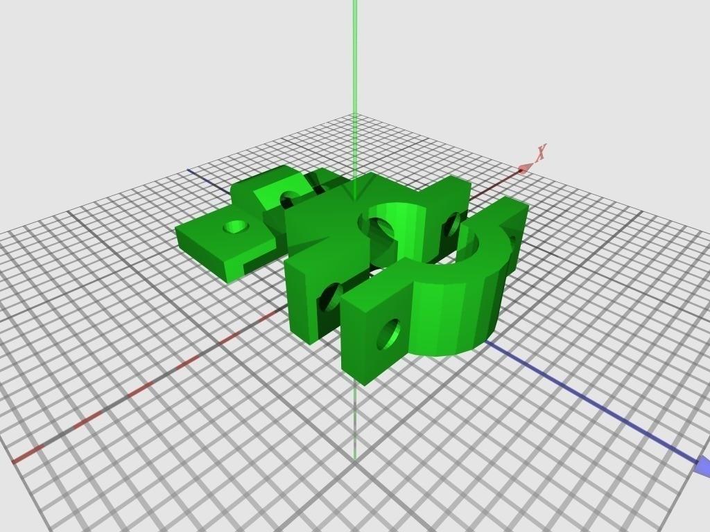 RadarDetectorMount_display_large_display_large.jpg Télécharger fichier STL gratuit Support de détecteur de radar • Design pour imprimante 3D, DelhiCucumber