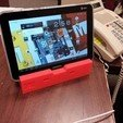 Télécharger STL gratuit Galaxy Tab Dock, DelhiCucumber