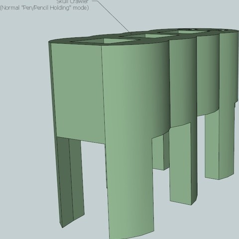 7_display_large_display_large.jpg Télécharger fichier STL gratuit Crâne sur chenilles • Objet imprimable en 3D, DelhiCucumber