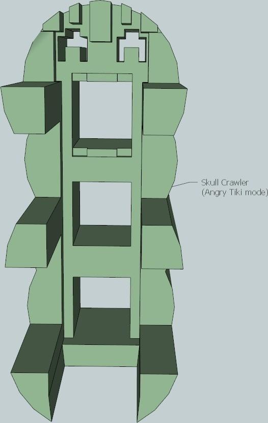 5_display_large_display_large.jpg Télécharger fichier STL gratuit Crâne sur chenilles • Objet imprimable en 3D, DelhiCucumber