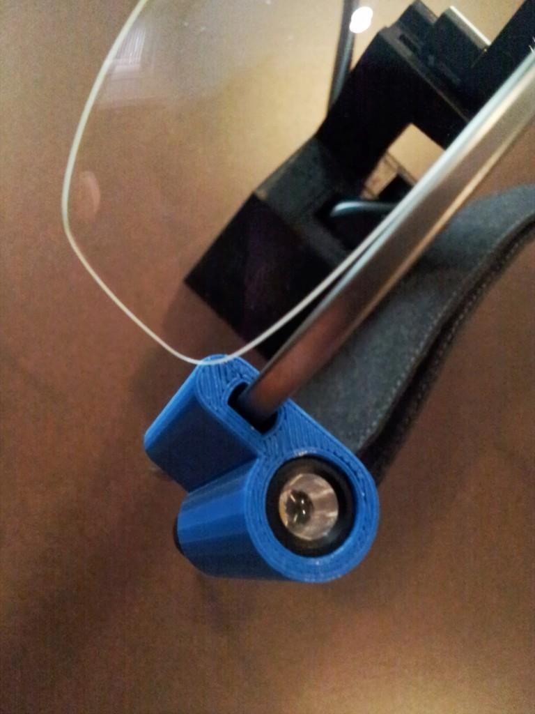 20130813_120522_display_large.jpg Télécharger fichier STL gratuit G-Torch (Google Glass Torch) • Objet pour impression 3D, DelhiCucumber