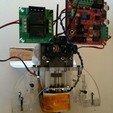 Download free 3D printing models Electronics frame for plastruder MK5, enzordplst