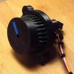 Imprimir en 3D gratis Controlador de armónicos, enzordplst