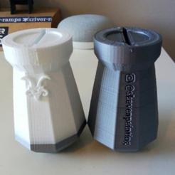 Download free 3D printer files Painting handle for miniatures, eliottnock