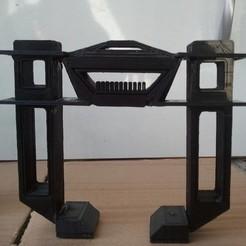 Télécharger fichier imprimante 3D gratuit Reconnaissance - TRON Legacy, Loustic3D888