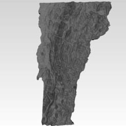 Impresiones 3D gratis Terreno de Vermont, Loustic3D888