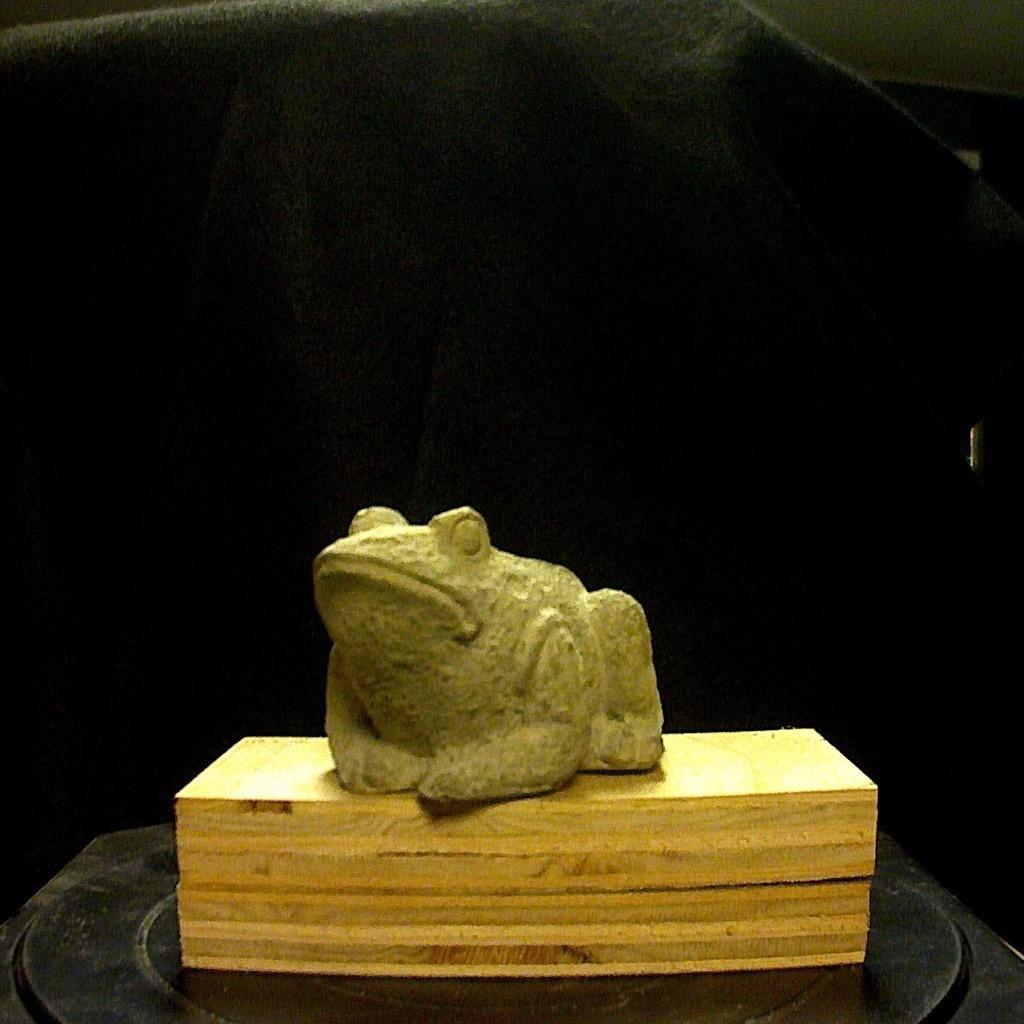 photo_display_large.jpg Download free STL file Tiny Frog • 3D print template, ErnyCrazyPrinter