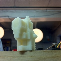 Descargar Modelos 3D para imprimir gratis Tótem de hidrante, ErnyCrazyPrinter