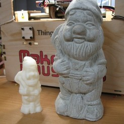 Free STL Gnome Scan #3, ErnyCrazyPrinter