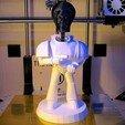 Descargar archivo 3D gratis Black Dynamite - Marine Espacial Bobblehead, ErnyCrazyPrinter