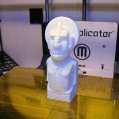 Free 3d model Dimetrii's Tiki Statue, ErnyCrazyPrinter