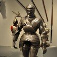 armor_display_large.jpg Download free STL file Maximilian Armor • 3D printable object, ErnyCrazyPrinter