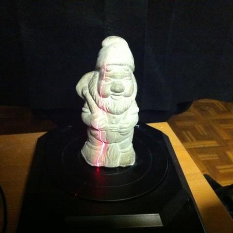 Download free STL The Scanner Gnome, ErnyCrazyPrinter