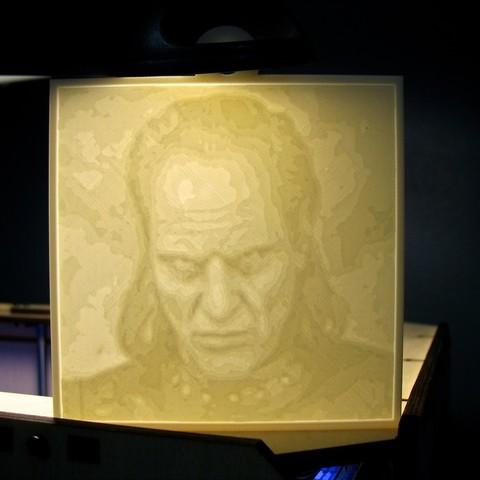 Télécharger plan imprimante 3D gatuit Vigo Les Carpates, ErnyCrazyPrinter