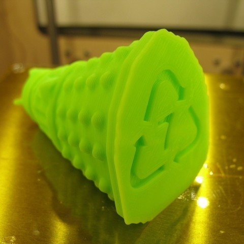 Download free 3D printing files RECYCLINATE!, ErnyCrazyPrinter