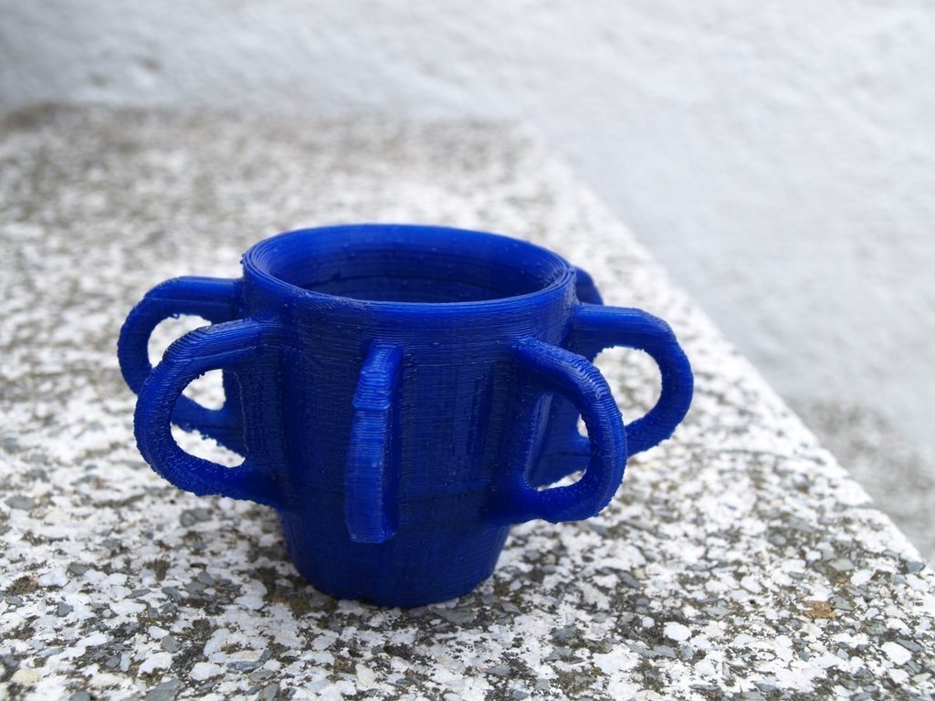 OctoCup-RepRap-cunicode-024.jpg_display_large_display_large.jpg Download free STL file OctoCup | espresso coffee cup with eight handles • 3D print design, Jimmydelgadinho45