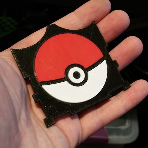 Télécharger STL gratuit Couvercle de Pokémon pour boîte de pont à engrenages, Jimmydelgadinho45