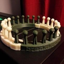 Descargar diseños 3D gratis Telar Break, Jimmydelgadinho45