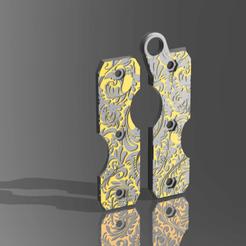 Télécharger fichier imprimante 3D gratuit porte-clef, hyphenrym