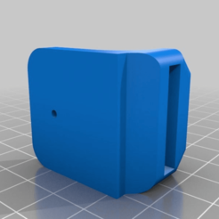 Download free 3D printing templates support clef poele mcz, hyphenrym