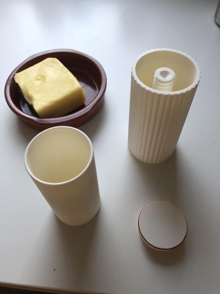 078edb1991f63c1529d2a24a01f22e3b_display_large.jpg Télécharger fichier STL gratuit Bâton de beurre fait simple (enfin sur les cultes !) • Design pour impression 3D, 3DED