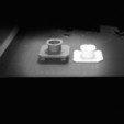 Télécharger fichier imprimante 3D gratuit Ikea Skadis Powercube fixe, 3DED