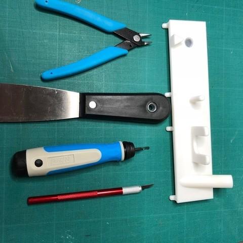 0e9246c2e089d0d96004384ab7172915_display_large.JPG Télécharger fichier STL gratuit Porte-outils essentiel pour imprimante 3D • Design imprimable en 3D, 3DED