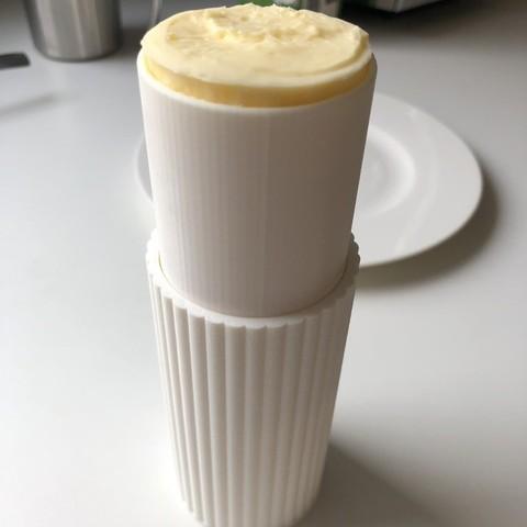 1897177dc96a98356dee2eae6952d13f_display_large.jpg Télécharger fichier STL gratuit Bâton de beurre fait simple (enfin sur les cultes !) • Design pour impression 3D, 3DED