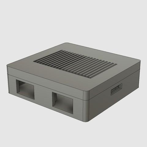 61671fc17bcbc9eff05ba3d3ebde25e7_display_large.jpg Télécharger fichier STL gratuit Boîtier TL-Smoother Plus (encore un autre) • Plan pour imprimante 3D, 3DED