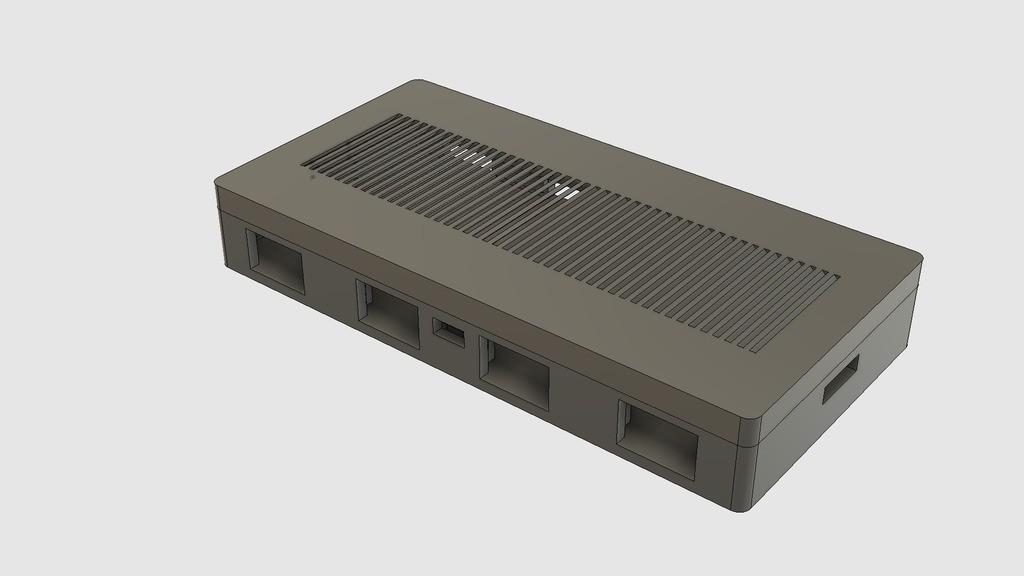 e8b1b76a85d4fdb4de9db31a3ee3b7aa_display_large.jpg Télécharger fichier STL gratuit Boîtier TL-Smoother Plus (encore un autre) • Plan pour imprimante 3D, 3DED