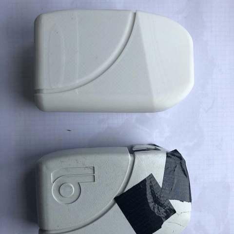 Descargar STL gratis Tapa de extremo derecho Omnistore / Thule 5000, 3DED