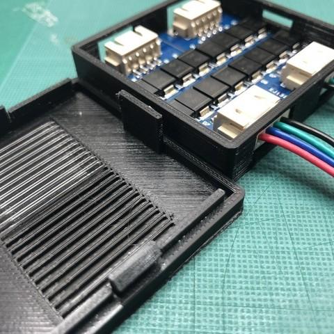 de0cedee982a124caa7e2f286240b848_display_large.JPG Télécharger fichier STL gratuit Boîtier TL-Smoother Plus (encore un autre) • Plan pour imprimante 3D, 3DED