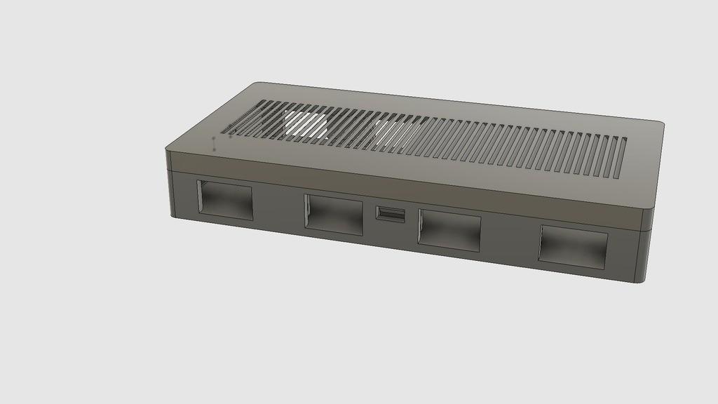 efe7cb9d1698295ef32929c6796af500_display_large.jpg Télécharger fichier STL gratuit Boîtier TL-Smoother Plus (encore un autre) • Plan pour imprimante 3D, 3DED