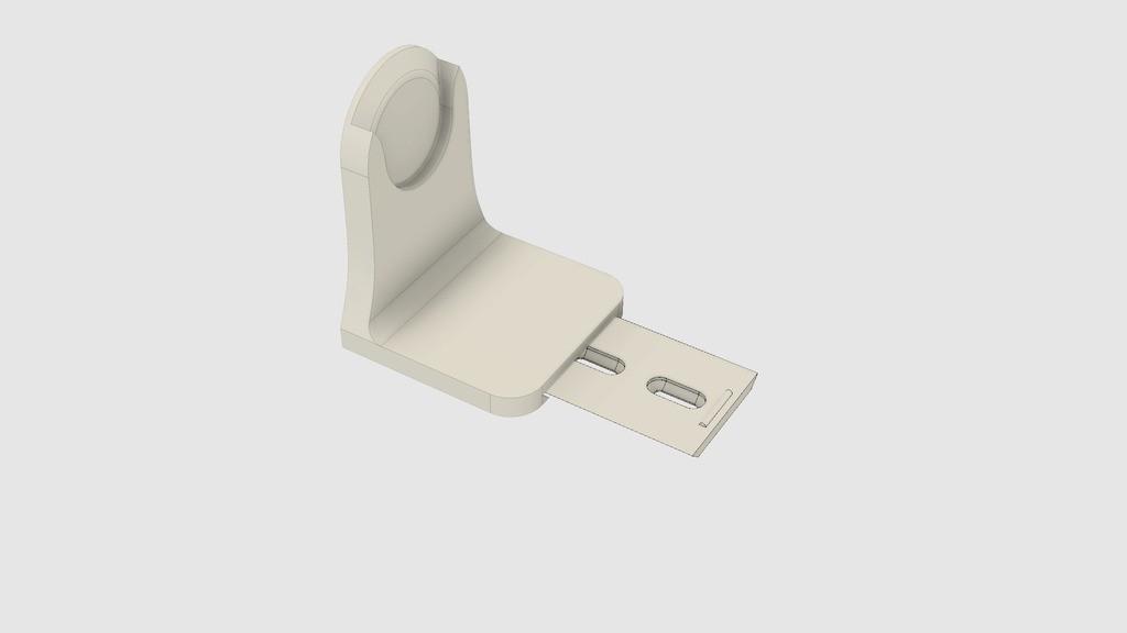 0cc3a7cb3ec5cd5db9cb9eca03dba6af_display_large.jpg Télécharger fichier STL gratuit Porte-serviettes en papier GRAB et GO. (Pour montage mural ou sur panneau IKEA !) • Design imprimable en 3D, 3DED