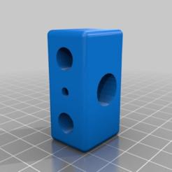 Télécharger plan imprimante 3D gatuit Scanner 3D Ciclop Support laser 12 mm, malcinator