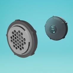 Descargar modelos 3D gratis Caja de filtro para hilo M32, Yawghmoth
